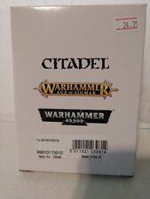 Warhammer 40K Tau Empire Krootox  NEW Unpainted Unassembled