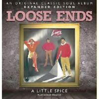 LOOSE ENDS-A LITTLE SPICE EXPANDED EDITION-JAPAN CD F56