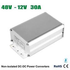 GOLF CART DC CONVERTER 30 AMP 48V 48 VOLT 12V 12 VOLT VOLTAGE REDUCER 12V 360W