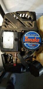 Tanaka TIA 350PFS One Man Power Auger - Gasoline; Gear Case Broken; For Parts