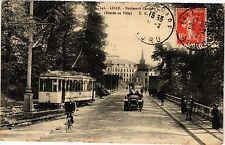 CPA Lille - Boulevard Carnot - Entrée en Ville (194043)