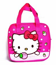 Cute Hello Kitty Insulated Lunch Box Bag Tote Bag Lunch Organizer Lunch Holder