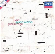 SATIE,ERIK, Piano Works 2, Excellent