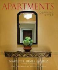 Apartments : Defining Style by Mariette Himes Gomez