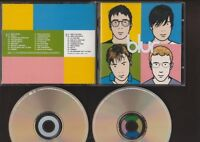 Blur: The Best Of - 2000 double CD