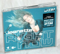 Single-CD - JEANETTE - Right now