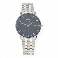 Boccia Men's Watch Titan with Date Display 3607-03