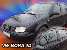 HEKO Windabweiser VW Bora 4türig 1998-2005 4-teilig - 31135