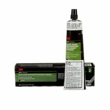 3M 08008 Black Super Weatherstrip and Gasket Flexible Rubber Adhesive Tube 5 oz