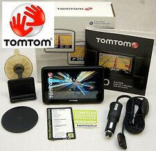 NEW in Box TomTom GO 2535TM WTE World Traveler Car GPS USA Europe LIFETIME MAPS