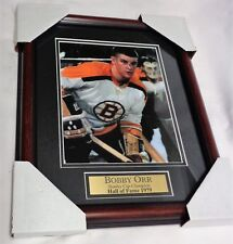 Boston Bruins 1968 Bobby Orr Bloody Nose Framed Matted Picture 13x16 FREESHIP