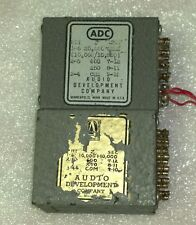 Vintage Pair ADC Audio Development Company 114C Line Bridging Output Transformer