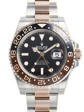 Rolex GMT-Master II 126711 CHNR Root Beer Bezel Oyster Bracelet 40mm Mens Watch