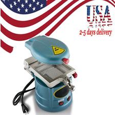 Dental Lab Heavy Duty Vacuum Forming Molding Former Thermoforming Machine 800w