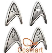 Star Trek Cosplay Kostüm costume Deko Abzeichen Brosche badge Orden Medaille set
