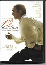 12 Years a Slave DVD! A Steve McQueen Film! Chiwetel Ejiofor! Historical Epic! P