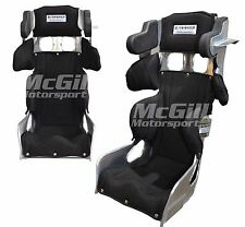 Ultra Shield Small Adult VS Halo Race Seat + Black Cover 20 Degree Size 13""