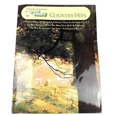 EZ Play Today #93 Country Hits Sheet Music Song Book Piano Organ 1992