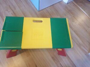 Lego Spieltisch STEINE bauen