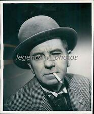 1950 Diamond Lil Original Press Photo Mae West Dick Arnold