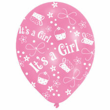 Palloncini rosa Amscan nascita per feste e party
