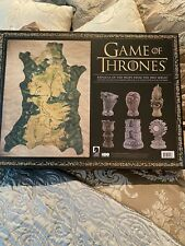 Game Of Thrones Map And Map Markers Set
