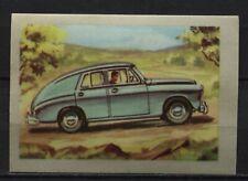Pobieda 1954 Vintage 1950s Dutch Trading Card No. 85