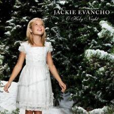Jackie Evancho - O Holy Night [New & Sealed] Christmas CD+DVD