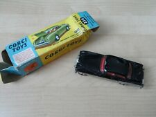CORGI 224 BENTLEY CONTINENTAL SPORTS SALOON - PLAYED WITH in original BOX
