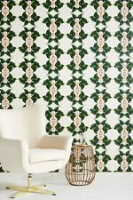 Anthropologie Ivy Wallpaper Lazybones Euphemia 2 -  Single Roll 66.25 Sq Ft