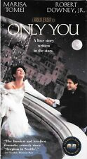 Only You (VHS) Marisa Tomei, Robert Downey, Jr. WE COMBINE SHIPPING IN THE U.S.!