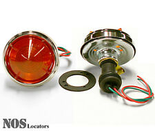 Cobra, Kit Car, MG, MGA, Pair NEW Front Parking Lamps AMBER, CLEAR, RED
