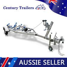 5 Metre Wobble Rollers Boat Trailer