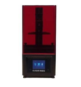 ELEGOO Mars UV Photocuring LCD 3D Printer w/ 100 Gram Water Washable Resin