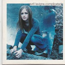 Avril Lavigne-Complicated cd single