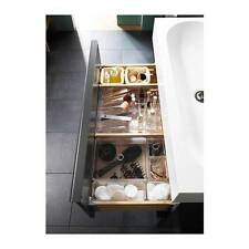 Cosmetic Makeup Jewellery Holder Organizer Storage Box Compartment Clear Acrylic