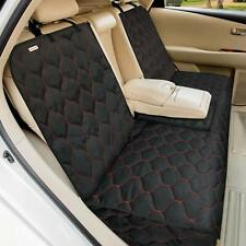Dog Car Seat Cover Waterproof Pet Bench Seat Cover Nonslip and Heavy Duty Pet