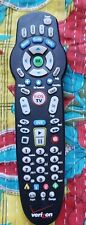 VERIZON FiOS TV DVR Set-Top Box Remote Control RC1445302/00B Sticky Back