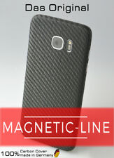 Magnetic Carbon Cover Samsung Galaxy S7 - Das Original Case - extrem leicht
