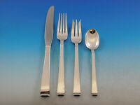 Perspective by Gorham Sterling Silver Flatware Set for 12 Service 53 Pieces