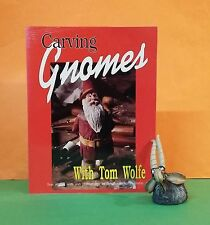 Carving Gnomes With Tom Wolfe/wood-carving/hobbies & crafts