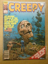 CREEPY #130 NM WARREN HORROR MAGAZINE