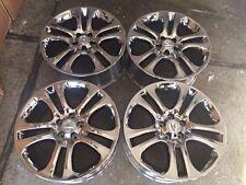 """19"""" Genuine Acura Chrome A-Spec wheels rims for  2014 to 2016 MDX no TPMS MDXs"""