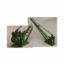 More details for wharfside/dockside/canal lattice loading crane oo/ho gauge langley f6e