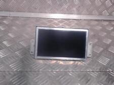 Ecran GPS PEUGEOT 407 SW PHASE 1  Diesel /R:16167236