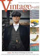 Vintagexplorer - Issue No19 - Peaky Blinders, Knitting Tribute, Berlin, Toy Time