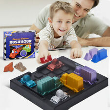Racing Time Rush Hour Game Child Thinking Logic Clearance Board Game Puzzle Toys