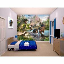 Walltastic Photo Wallpaper Dinosaur Land Wall Mural Sheet Covering Decor 41745