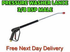 Pressure Washer Jet Washer Steam Cleaner Gun Lance Nozzle Assy 38 Bsp Male 15