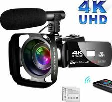 4K Camcorder Video Camera,Vlogging Camera for YouTube 30MP Camcorder 3.0 Z-V4